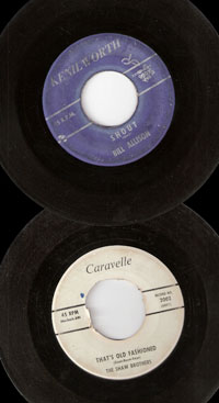 Caravelle Records