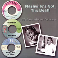 Nashville's Got The Beat - 60s Soul from Rogana Productions
